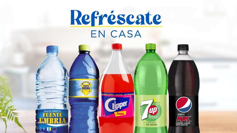¡Ampliamos nuestra tienda online! Aguacana y Ahembo se unen para llevarte a casa tus refrescos favoritos